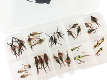 Prince Nymph Assortment - 30 Piece