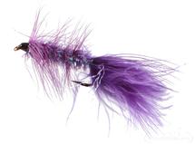 Krystal Flash Bugger, Purple