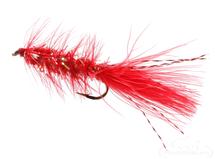 Krystal Flash Bugger, Red