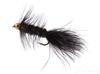 Wooly Bugger, Bead Head, Peacock-Black