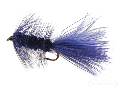 Wooly Bugger, Purple
