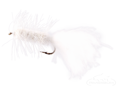Wooly Bugger, White