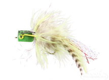 Bass Popper, Ultra Foam, Frog