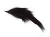 Bunny Leech, Black, Salmon Hook