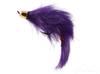 Bunny Leech, Purple, Cone Head, Salmon Hook