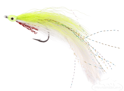 Deceiver, White-Chartreuse
