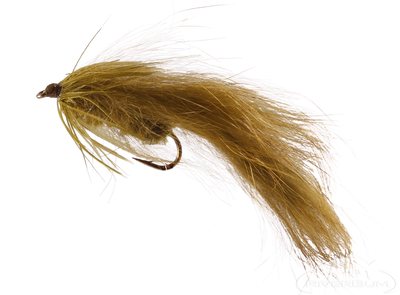 Matuka, Rabbit, Olive Fly Fishing Fly from RiverBum, Inc.
