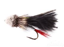Muddler Minnow, Marabou, Black Fly from RiverBum