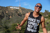 Dance to EXPRESS not to IMPRESS - Muscle Tank