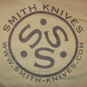 SK Gear - Smith Knives T-Shirt - Black on OD Green - SK9999-TSO