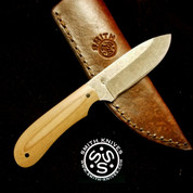 "Justin Smith - ""Ladiga"" Stonewashed 5160 Drop Point - SK1811427-JTS"