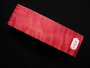 Stabilized Curly Maple - Red Dyed - SK0004-SCM