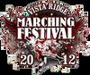 Vista Ridge High School - 2012 Marching Festival 10/06/12