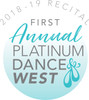 Platinum Dance West - First Annual Recital - 6/9/2019