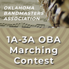 OBA Oklahoma Bandmasters Association - 1A-2A-3A Championships - 10/13/2019