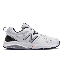 New Balance Men's MX857WN2 Crosstrainer.  Rollbar Support in Widths from B to 6E
