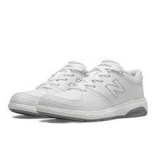 New Balance Women's WW813WT.  Leather  Walker with Rollbar Support and Widths from AA to 4E