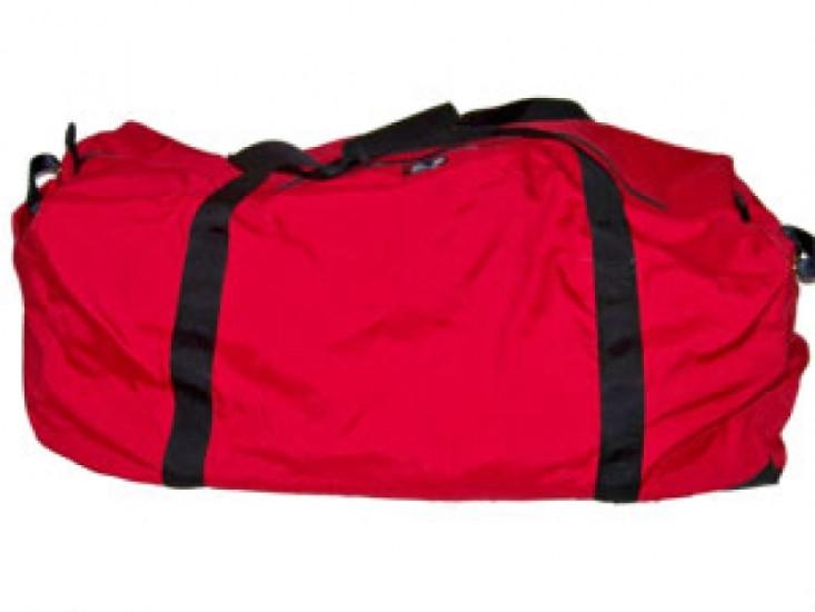 Big Red Duffle Bag. Price   90.00. Image 1 09b42f7ee7c68