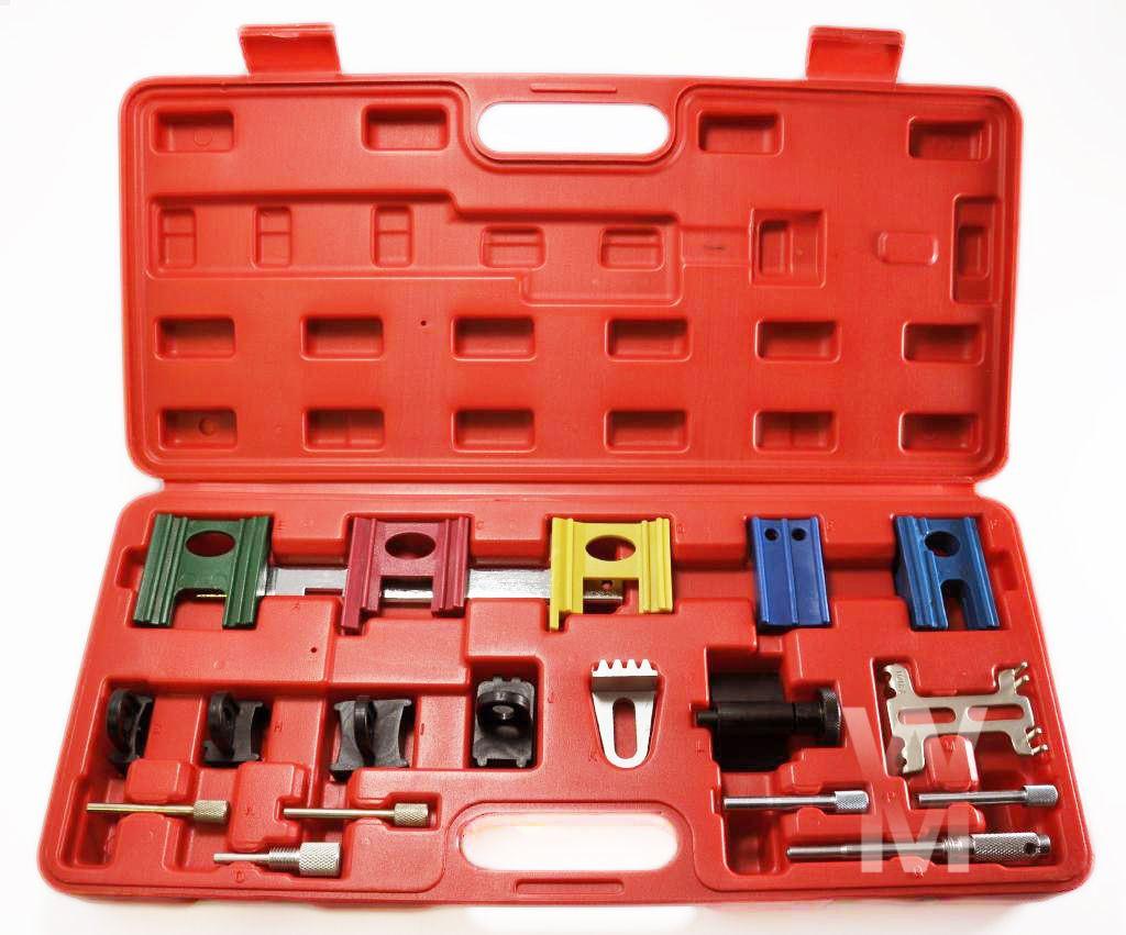 Brand New 19 PC Engine Universal Timing Locking Tool Set Timing Belt Kit UK