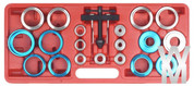 21pc Crank Oil Seal Remover/Installer Tool Set Kit Universal Seals 21,5 to 64 mm