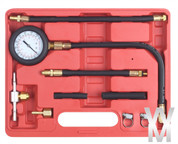 Fuel Injection Pump Pressure Tester Gauge oil combustion spraying meter