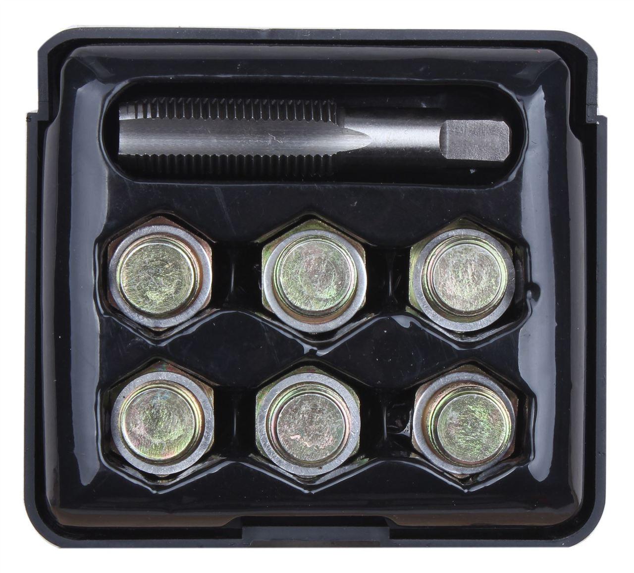 Oil Sump Plug Pan Thread Repair Kit Set M18 Re-taps To M20 18mm to 20mm