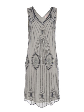 1920's Beaded Dress for Hire