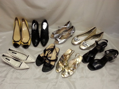 1920's Style Shoes for Hire
