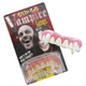Billy Bob Vampire Teeth with Free Vial of Theatrical Blood
