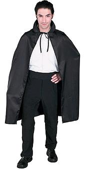 Black Vampire Cloak