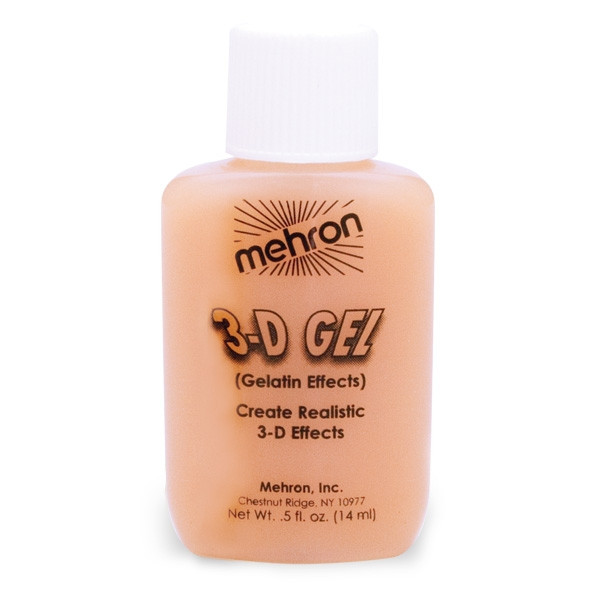 Mehron 3D Gel - Special Effects Make Up - 14ml