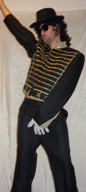 Michael Jackson Costume For Hire