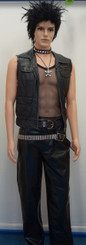 Male Punk Costume (Sid Vicious)