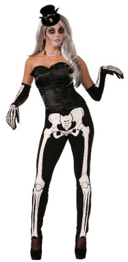 Skeleton Leggings - The Littlest Costume Shop