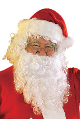 Santa Wig and Beard Set for Sale