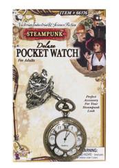 Steampunk Pocket Watch Costume Accessory