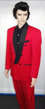 Men's 1950's costume for hire - Elvis, Teddy Boy