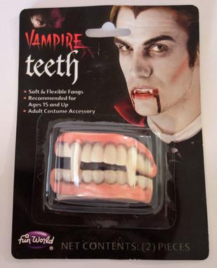 Latex Vampire Teeth