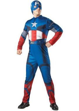 Captain America Costume for Hire.