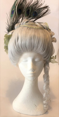 Lace Front Marie Antoinette Wig for Hire