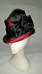 Victorian Riding Hat