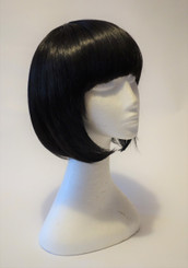 Bob Wig Available from The Littlest Costume Shop