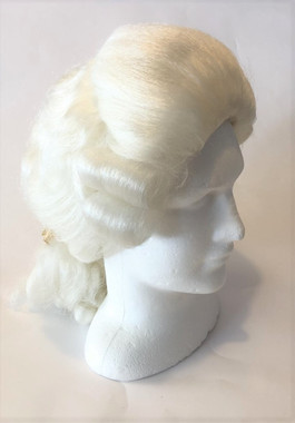 C18th Men's Wig for Hire