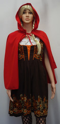 Red Riding Hood Costume for Hire