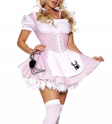 Cute Little Miss Muffet Costume For Hire