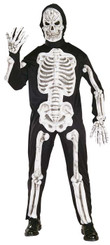 EVA Skeleton Costume in Plus Size