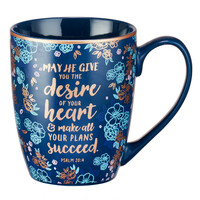 DESIRE OF YOUR HEART PSALM 20:4 MUG