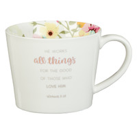 ALL THINGS MUG - ROMANS 8:28