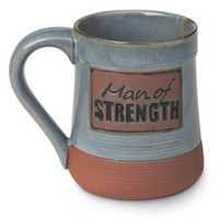 MAN OF STRENGTH MUG