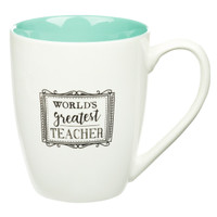 WORLD'S GREATEST TEACHER MUG